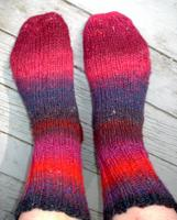 Click to go to the socks gallery