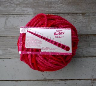 Schaefer Kathleen yarn. I love this colorway
