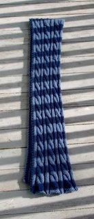 Irish Hiking scarf
