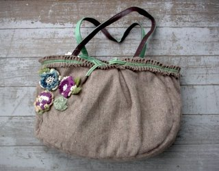 New knitting bag