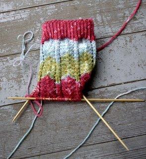 My new sock design