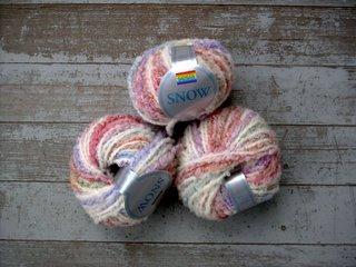 Yarn from italy