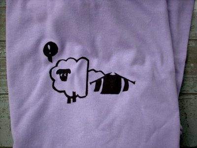 Worried Sheep Shirt!