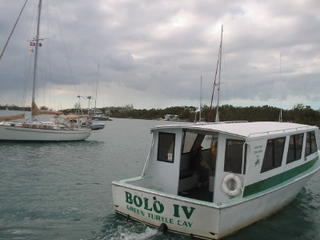 Bolo Water Taxi