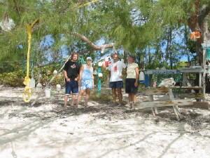 Sailors Beach Bar, Bakers Bay