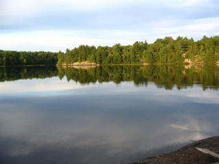 Spider Lake, Massassauga Park