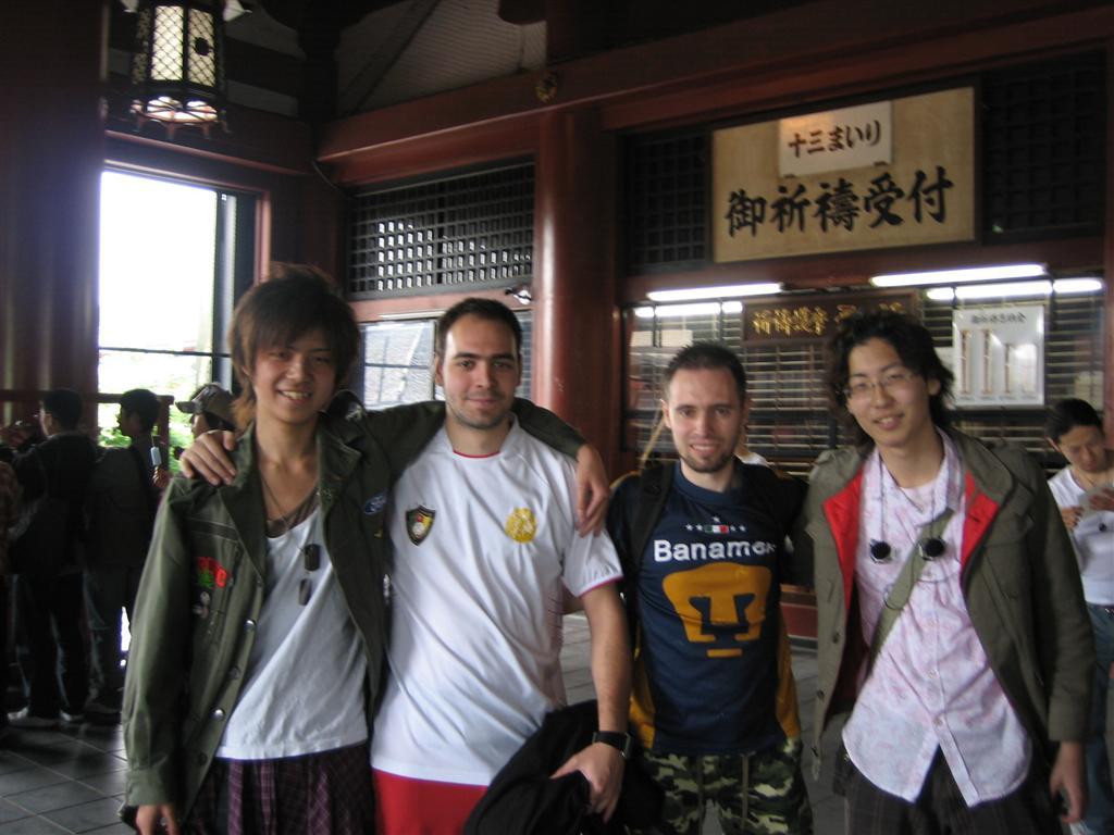 Baños Japoneses Antiguos:Asakusaes una locura jeje, pero es un lugar encantador y, a pesar de