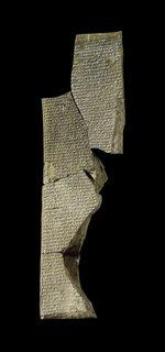Tablet of Enuma Elish