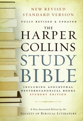 New HarperCollins Study Bible