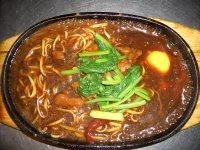 Dry Claypot Noodles