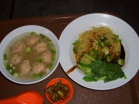 Kon Low Wanton Noodles