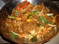 Fried Seafood Vercimilli Noodles