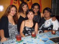 Alexia, Maureen, Me, Coreen & Karen