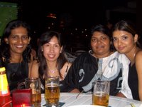 Coreen, Me, Karen & Maureen