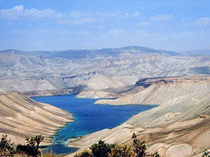 Band-I-Amir, Afganistán