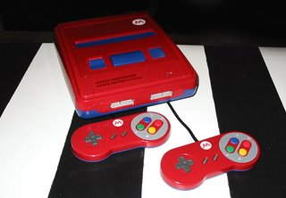 -= CUSTOM SUPER NES  =- Mario01