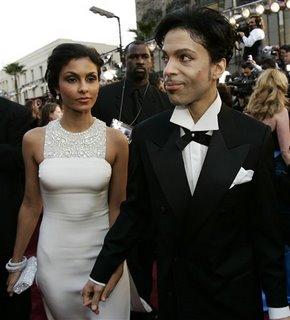 Manuela Testolini Nelson and Prince