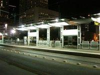 Ponto de ônibus - Bus station