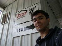 Abrigo para furacões - Tornado shelter