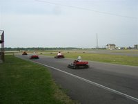 A pista - The circuit