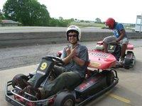 Correndo de kart - Kart racing