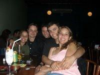 Pessoal num barzinho - Guys at the bar