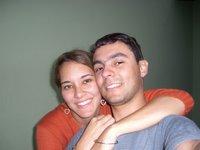 Eu e a Dani! Saudades... - Me and Dani! I miss her...