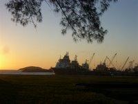 Capitania dos Portos - Docks