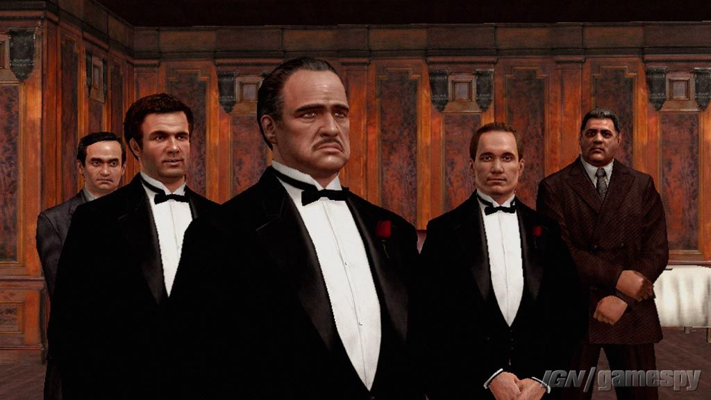 Игра Крёстный отец 2 Godfather 2, The - обзор игры. Игра Godfather The G..