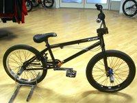 Curly's bike yet again!