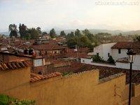 Patzcuaro skyline