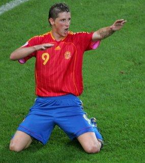 El Niño es el máximo goleador del Mundial