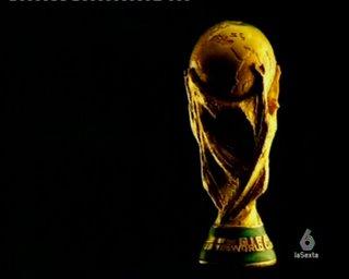 Foto de la copa del mundo