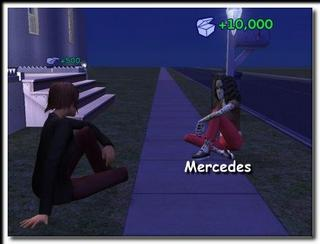 Mercedes becomes the Big Sim on Campus