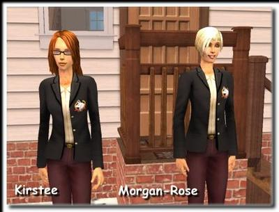 Kirstee and Morgan-Rose