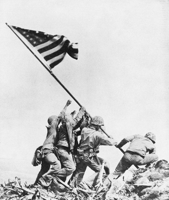 The Canadian Sentinel: Iwo Jima Flag Raiser Had Canadian Roots