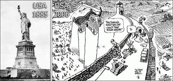 USA 1885 en 2006 habeas corpus