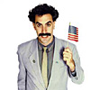 Borat USA humor film
