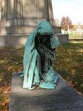 Sarah cemetery marker