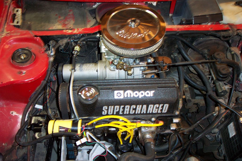 All things automotive...: 1984 Dodge Rampage Supercharged