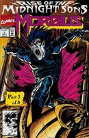 Batman y Spiderman en 22 villanos Morbius_1