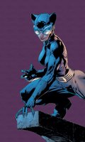 Batman y Spiderman en 22 villanos Catwoman.0