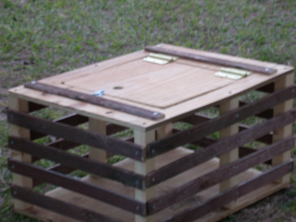 a3 chicken crates