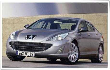 auto-future: 4-door saloon future: Peugeot 608