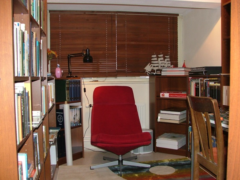 De Bibliotheek Kamer : On wetenswaardigheden van een boekengek de nieuwe bibliotheek