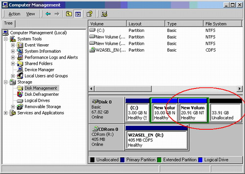 How to write a batch file in windows xp