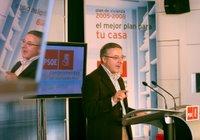 José Blanco,scretario de organización del PSOE