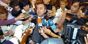 Diego Martín Reyes, presidente Gestora de Marbella
