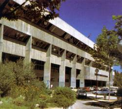 Facultad de CC de la Información de la UCM