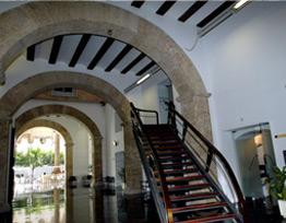 Imagen del campus de la UIMP de Valencia